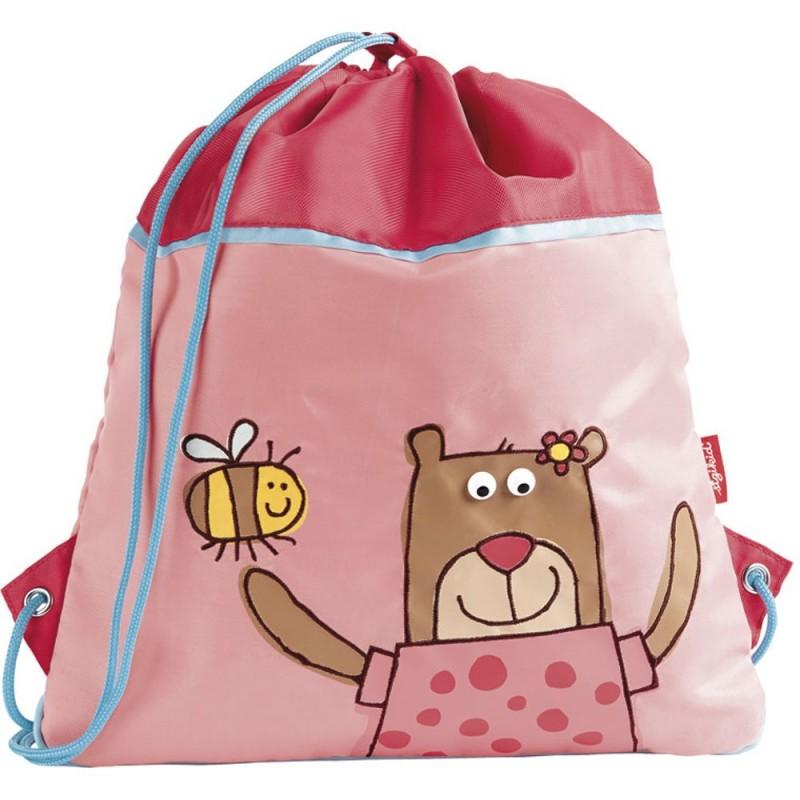 Plecak worek dla dzieci do przedszkola Miś, Sigikid
