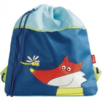 Plecak worek dla dzieci do przedszkola Lis, Sigikid
