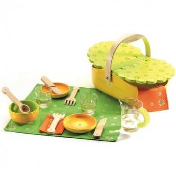 Koszyk piknikowy Daisy's Picnic, Djeco