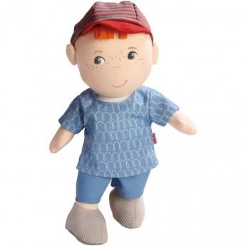Haba lalka szmaciana dla niemowląt Miro