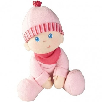 Lalka szmaciana dla niemowląt Luisa, Haba