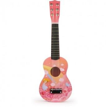 Gitara drewniana Tęcza, Vilac