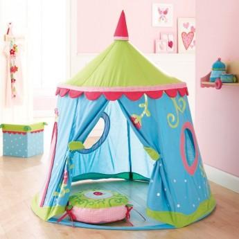 Namiot Caro Lini stojący do zabawy dla dzieci +3, Haba