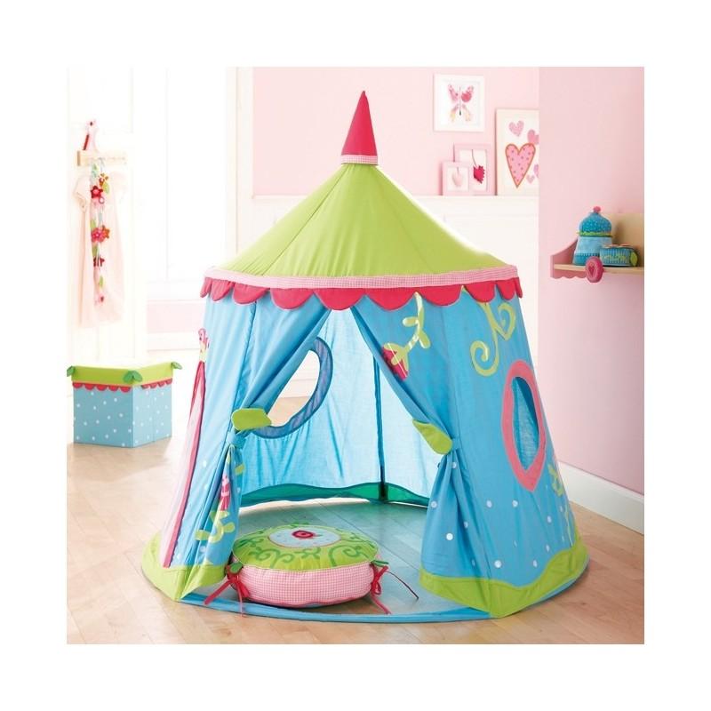Namiot Caro Lini stojący, Haba