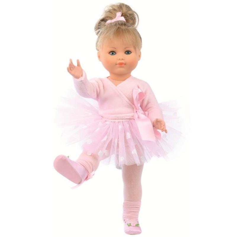 Lalka dla dzieci Marie-Francoise 40cm Baletnicy, Petitcollin