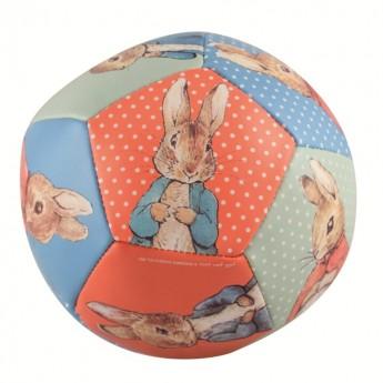 Piłka Królik Piotruś dla niemowląt, Petit Jour Paris