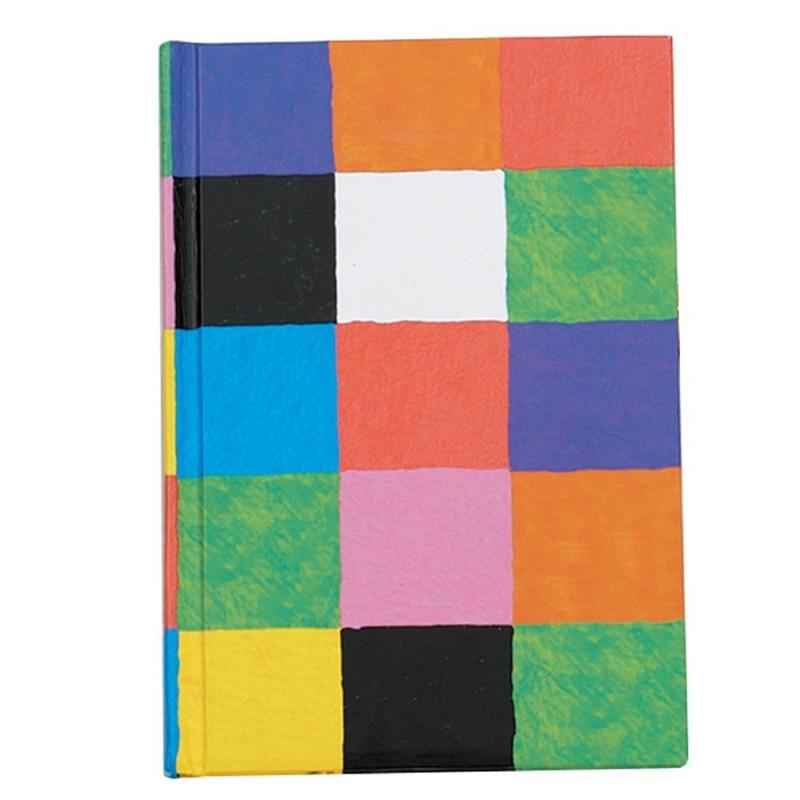 Notes dla dzieci Elmer, 138 stron w linie, Petit Jour