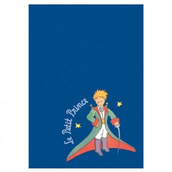 Notes mały granatowy Mały Książę, 48 stron w linie, Petit Jour