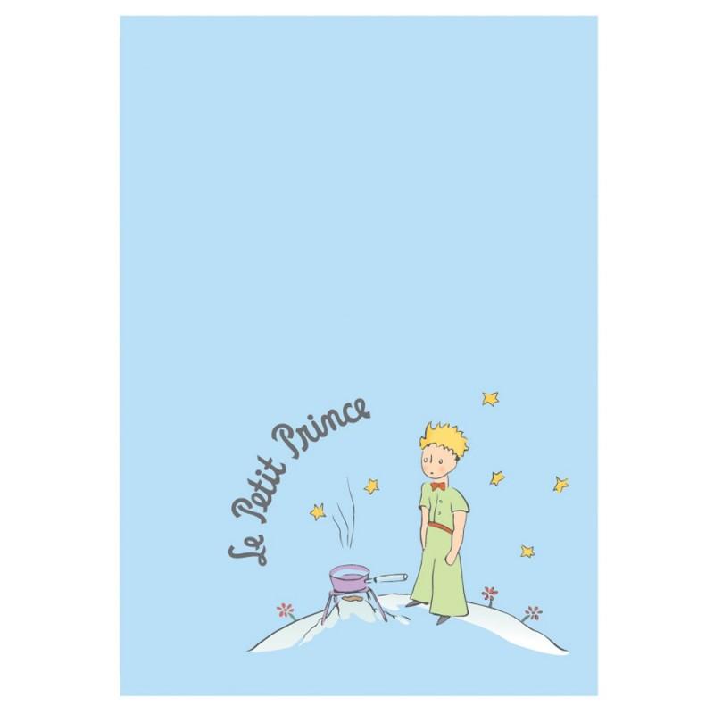Notes mały błękitny Mały Książę, 48 stron w linie, Petit Jour