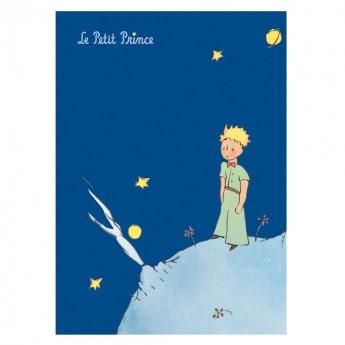 Zeszyt granatowy Mały Książę, 48 stron w linie, Petit Jour