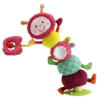 Zabawka z przyssawką Stonoga Juliette, Lilliputiens