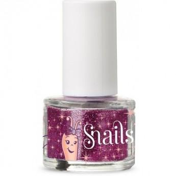 Brokat do paznokci Snails Purple Red Glitter, Snails