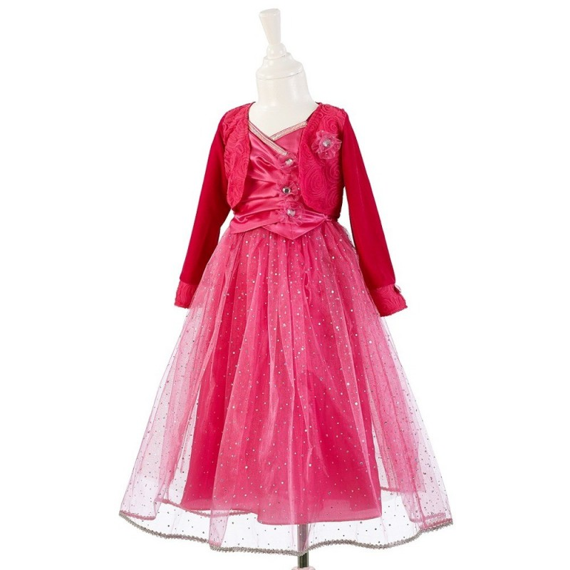 Sukienka balowa z bolerkiem Clemence dla dzieci 3-4 lata, Souza!