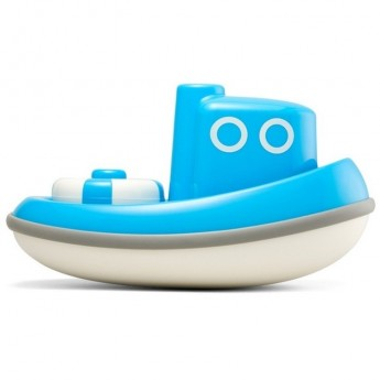 Zabawka do kąpieli Łódka Tug Boat niebieska, Kid O