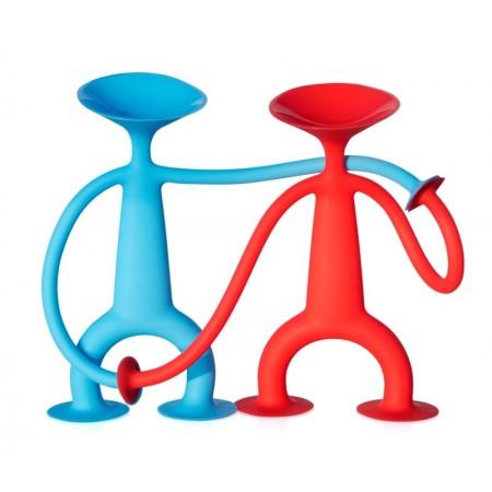 Oogi Junior Blue zabawka kreatywna z przyssawkami +3
