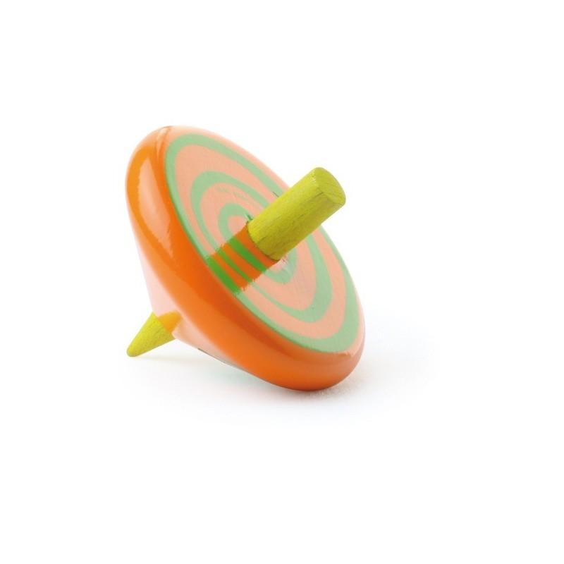 Drewniany bączek pomarańczowy, Vilac