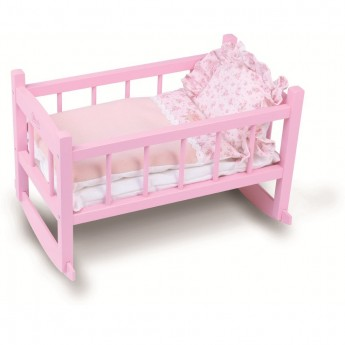 Różowa kołyska dla lalek, Petitcollin