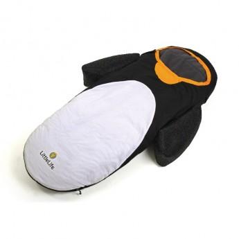 Turystyczne łóżeczko ze śpiworem Pingwin, Littlelife