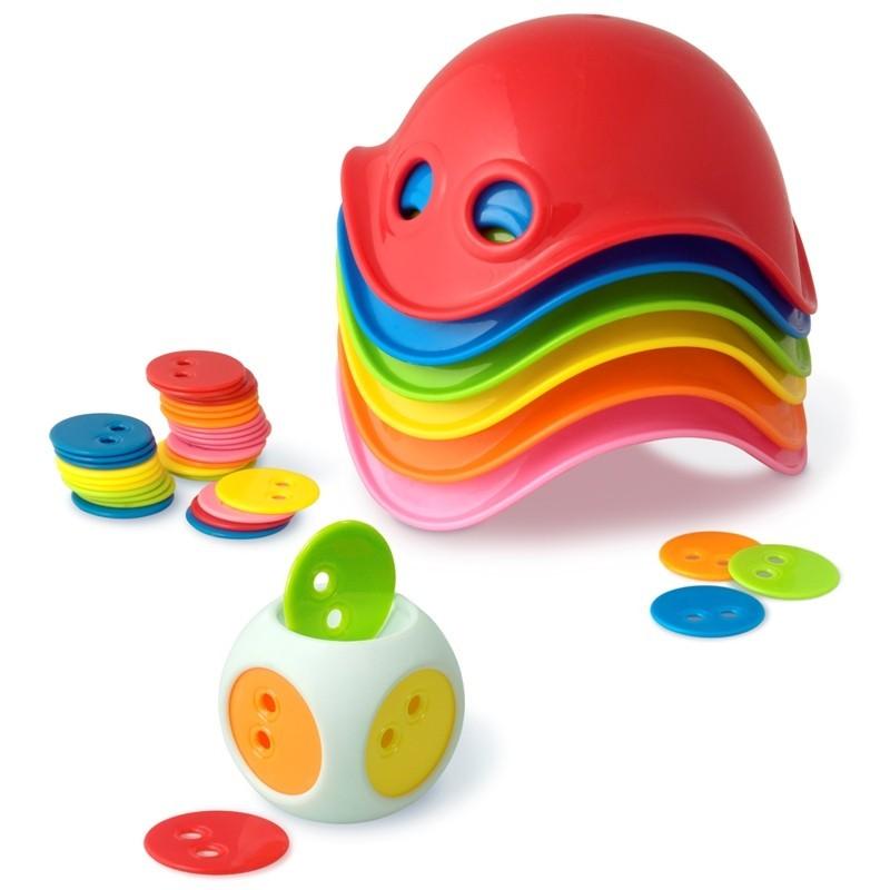 Bilibo Game Box gra edukacyjna dla dzieci od 4 lat