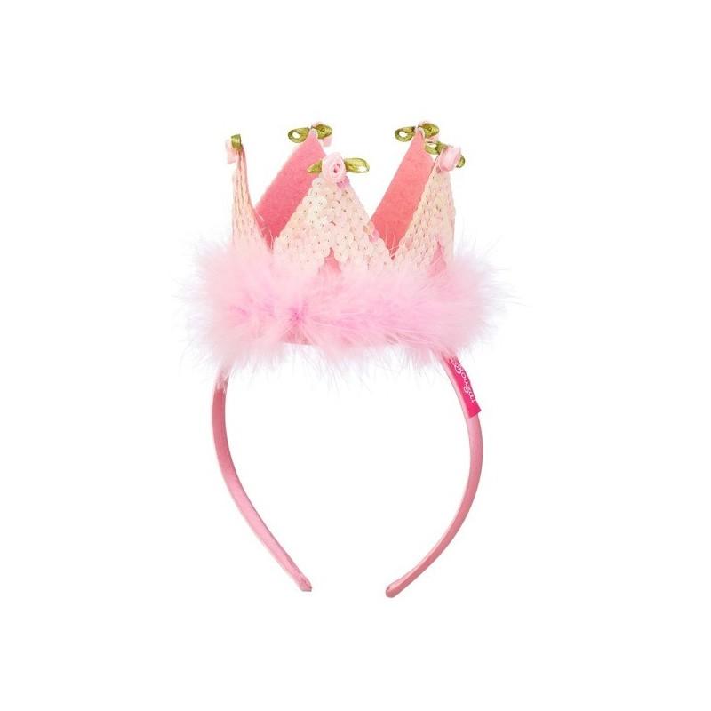 Opaska korona do zabawy Felicia korona dla dziewczynki, Souza!
