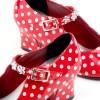 Buty na obcasie dla dzieci Isabella Flamenco rozm.35, Souza!