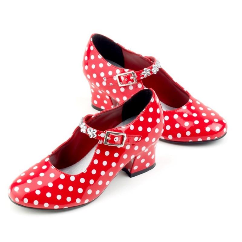Buty na obcasie dla dzieci Isabella Flamenco rozm.36, Souza!