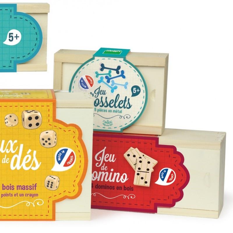 Domino klasyczne Seria Tradition, Vilac