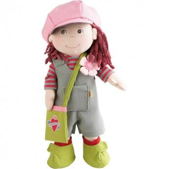 Haba lalka szmaciana Elise 30cm dla dziewczynek od 18mc