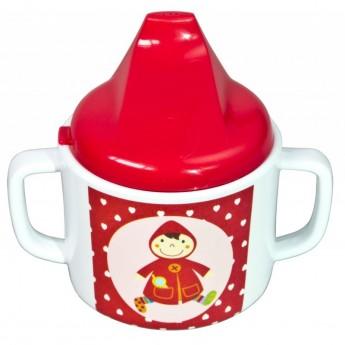 Kubek dla niemowlaka Czerwony Kapturek, Ebulobo