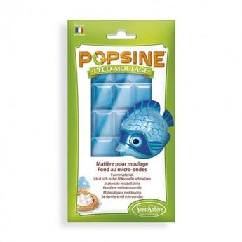 Eko-odlewy gipsowe Popsine turkusowy 110g, SentoSphere