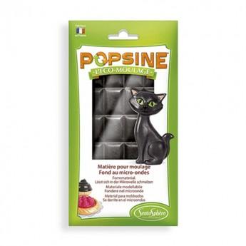 Eko-odlewy gipsowe Popsine czarny 110g, SentoSphere
