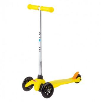 MINI Micro Sporty hulajnoga trójkołowa 2+ żółta