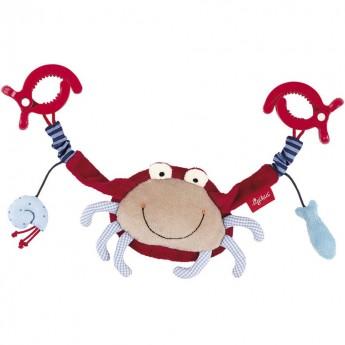 Krab łańcuszek do wózka dla niemowląt, Sigikid
