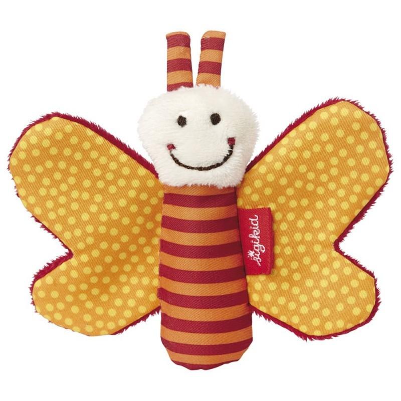 Motylek szeleszcząca grzechotka, Sigikid