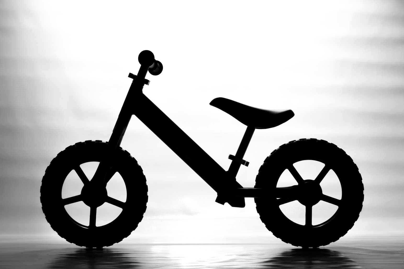 Rowerek biegowy : trochę historii