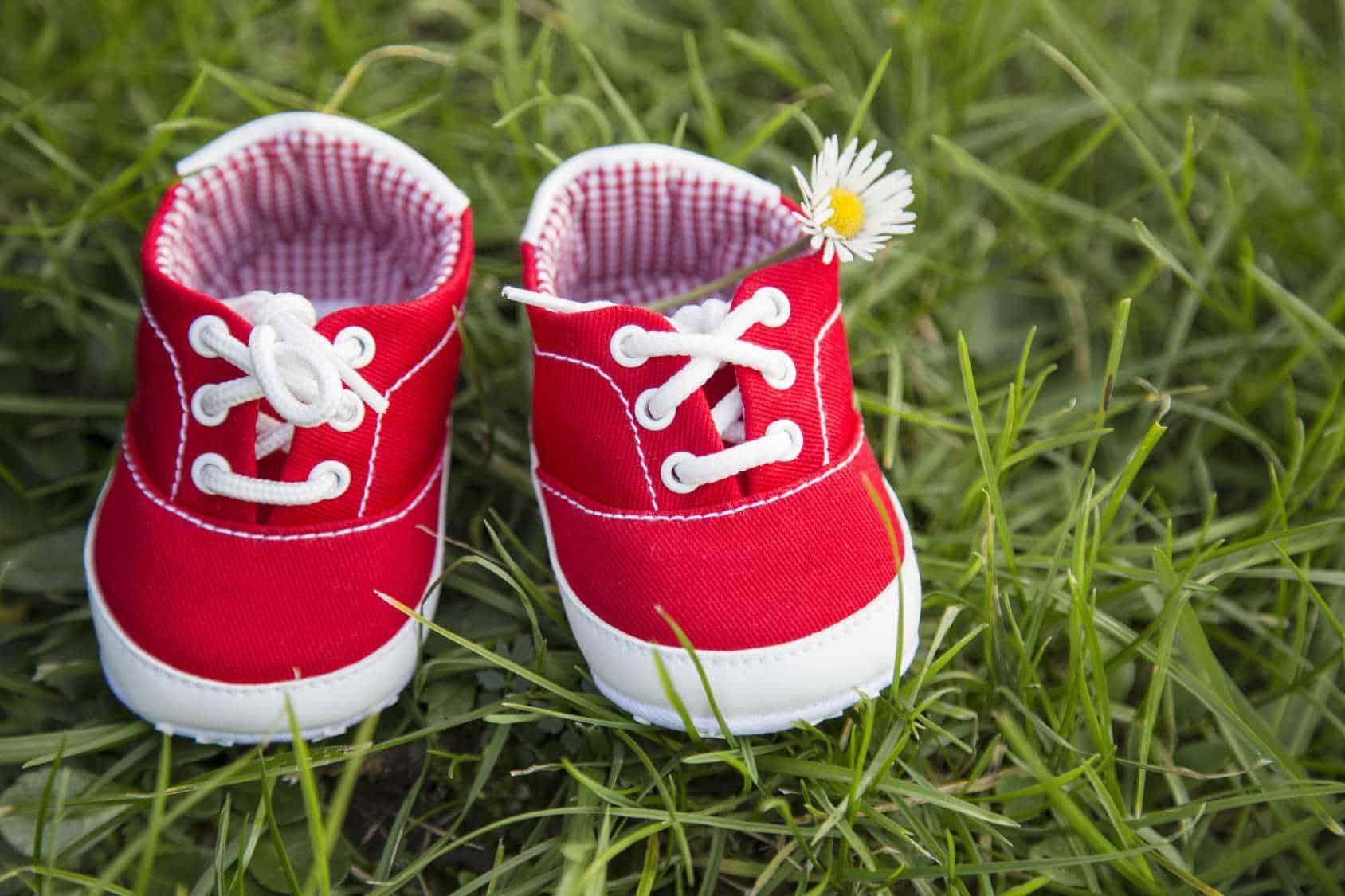 Buciki jako prezent dla niemowląt